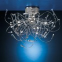 Vivida Vi 35_20 CR Dekorativní stropní svítidlo