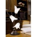 Sforzin 1414.41 Dekorativní stolní lampa Rosy