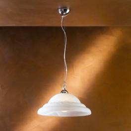 SFORZIN 1580.31 Dekorativní závěsné svítidlo na lanku Bianca