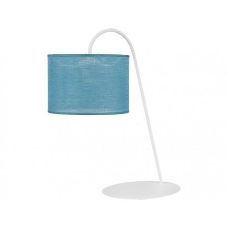 Dekorativní stolní lampa Alice turquoise 10H5387
