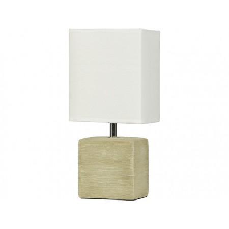 Moderní stolní lampa Santos beige A 10H5036