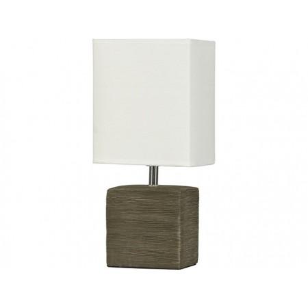 Moderní stolní lampa Santos taupe A 10H5040