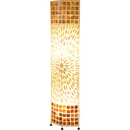 GLOBO Luxusní stojací lampa BALI 25826