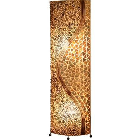 GLOBO Luxusní stojací lampa BALI 25824