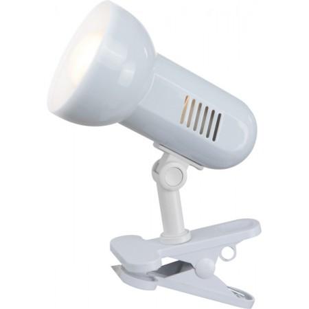 GLOBO Stolní lampa se skřipcem BASIC 5496