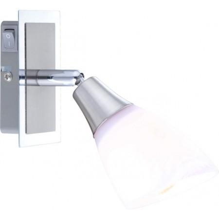 GLOBO Bodové nástěnné svítidlo FRANK 5450-1