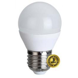 LED ŽÁROVKA MINI 4W E27 3000K teplá žlutá ( SL411)