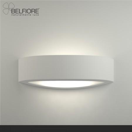 Belfiore 2604B108-D15-CT LED nástěnné sádrové italské svítidlo ruční výroby