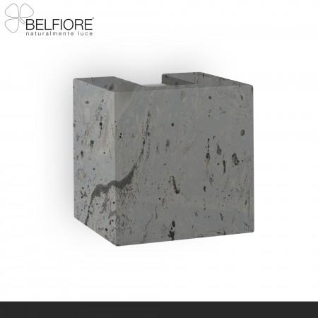 Belfiore 2336-366-52-CT nástěnné sádrové italské svítidlo ruční výroby