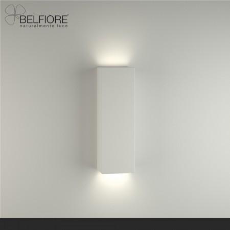 Belfiore 8418-108-35-CT nástěnné sádrové italské svítidlo ruční výroby GU10