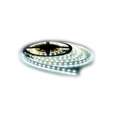 LED světelný pás, 5m, SMD5050 60LED/m, 14,4W/m, IP65, studená bílá