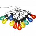 Venkovní svítidlo světelný had 73400S1