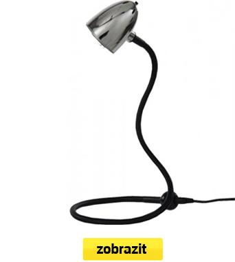 led lampa flexi kovová