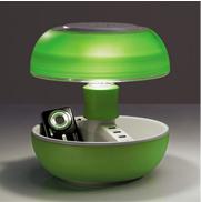 led lampa joyo zelená