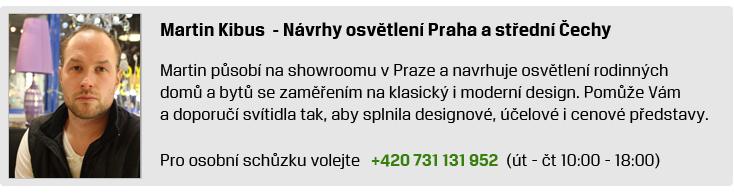 Návrhy osvětlení Praha
